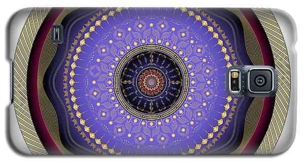 Circularity No 1567 Galaxy S5 Case by Alan Bennington