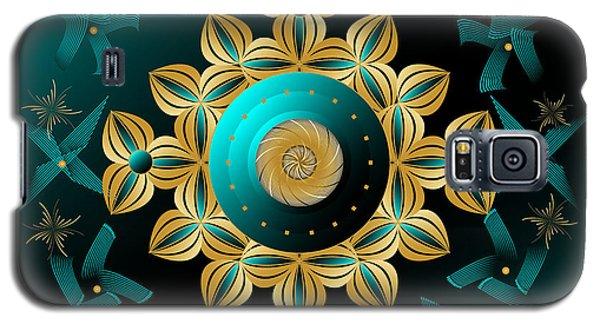 Circularium No 2704 Galaxy S5 Case