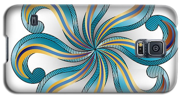 Circulosity No 2919 Galaxy S5 Case