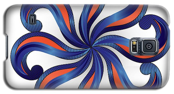 Circulosity No 2920 Galaxy S5 Case