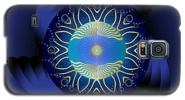 Circulosity No 3123 Galaxy S5 Case