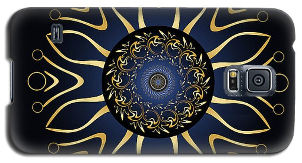 Circulosity No 3125 Galaxy S5 Case