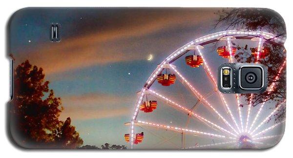 Circus Dusk Galaxy S5 Case