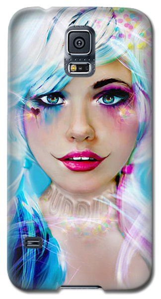 Circus Mind Galaxy S5 Case
