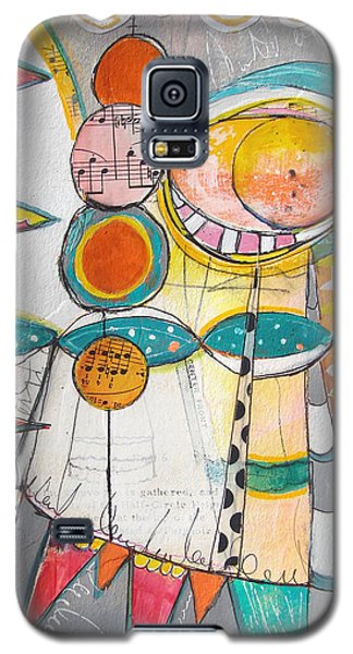 Circus One Galaxy S5 Case by Karin Husty