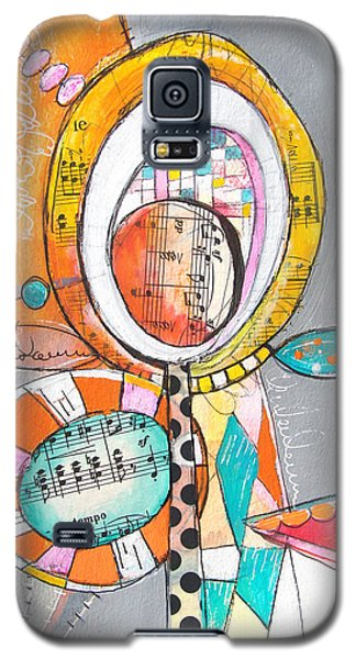 Circus Two Galaxy S5 Case by Karin Husty
