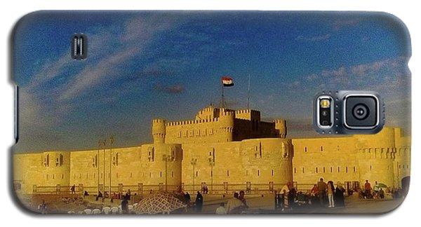 Citadel, Alexandria, Egypt Galaxy S5 Case