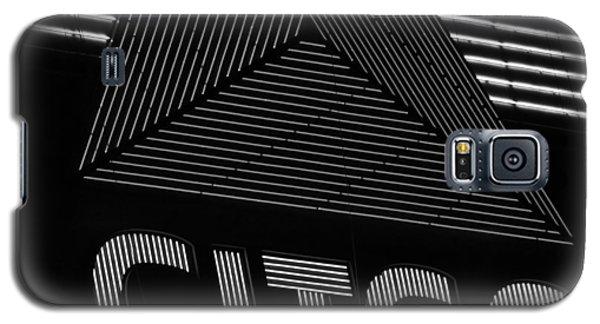 Citgo Sign Closeup Boston Ma Black And White Galaxy S5 Case