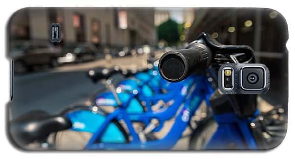 Citibike Handle Manhattan Color Galaxy S5 Case