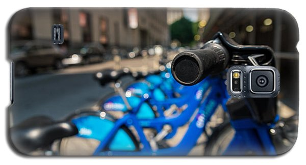 Citibike Handle Manhattan Color Galaxy S5 Case