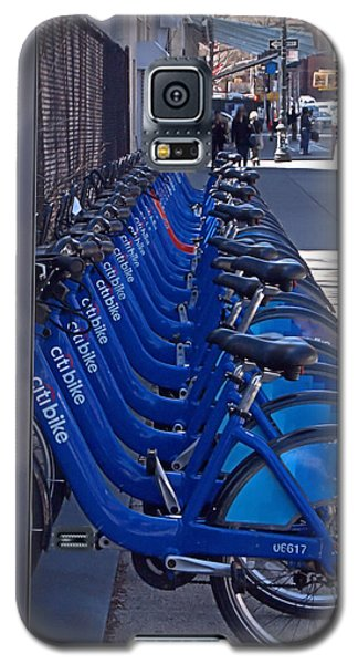 Citibike Galaxy S5 Case