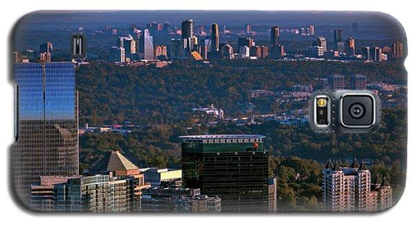 Cities Of Atlanta Galaxy S5 Case