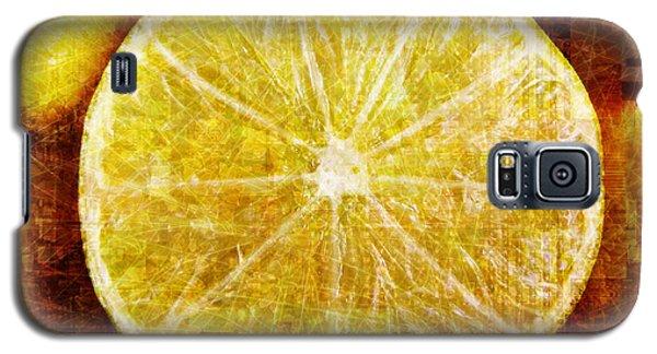 Citrus Galaxy S5 Case