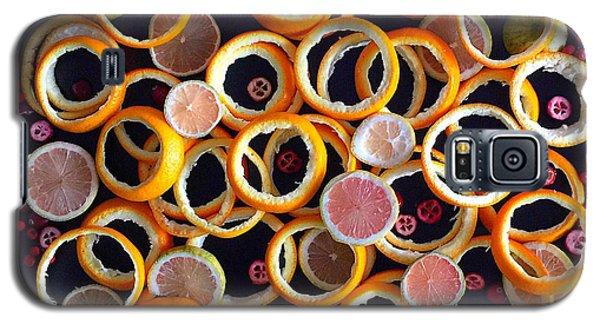 Citrus Delight Galaxy S5 Case