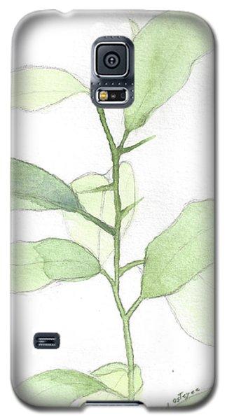 Citrus Sapling Galaxy S5 Case