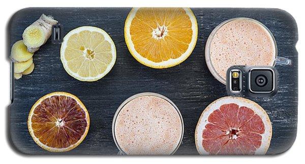 Citrus Smoothies Galaxy S5 Case