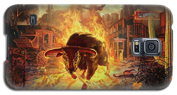 City Bull City Galaxy S5 Case