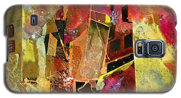 City Colors Galaxy S5 Case by Rae Andrews