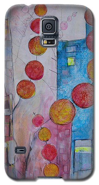 City Festival Galaxy S5 Case by Karin Husty