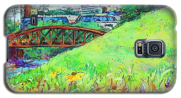 City Fields Galaxy S5 Case