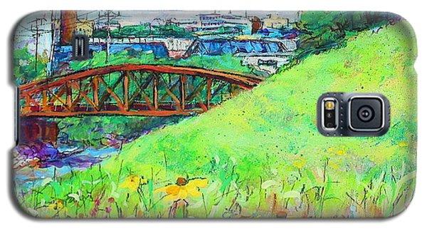 City Fields Galaxy S5 Case