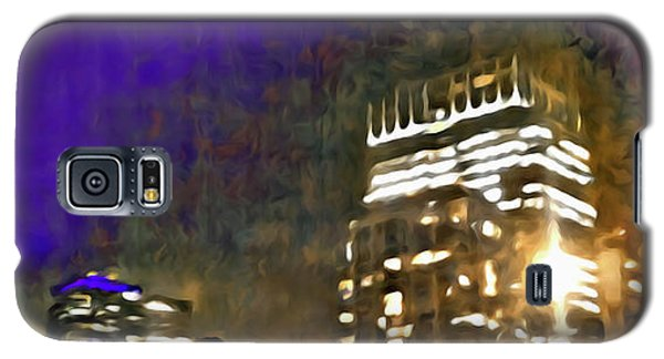 City Flames Galaxy S5 Case