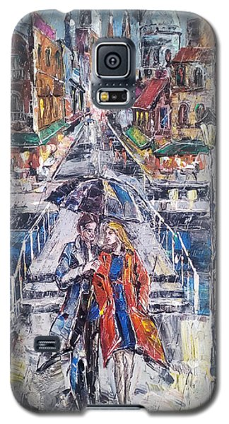 City For Two Galaxy S5 Case