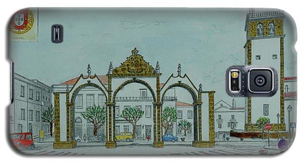 City Gates, San Miguel,azores Galaxy S5 Case