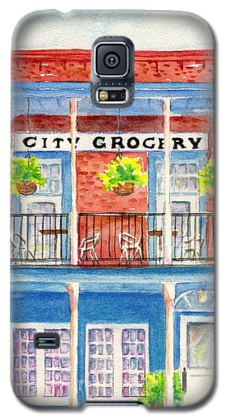 City Grocery Oxford Mississippi  Galaxy S5 Case