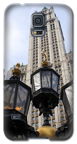 City Hall Area Nyc Galaxy S5 Case