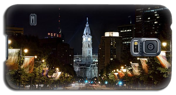 City Hall From The Parkway Galaxy S5 Case