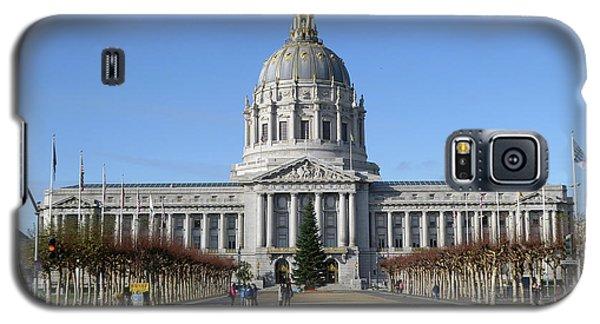 City Hall Galaxy S5 Case by Steven Spak