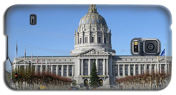 City Hall Galaxy S5 Case