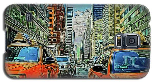 City Life 19718 Galaxy S5 Case