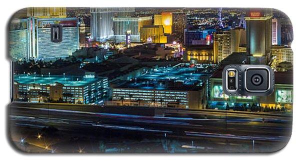 City Lifescape View Las Vegas Galaxy S5 Case