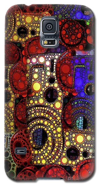 City Lights Galaxy S5 Case by Ron Bissett