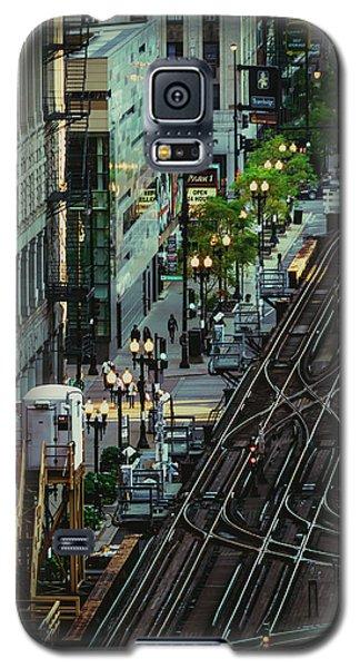 City Lines Galaxy S5 Case