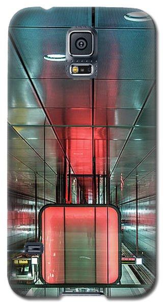 City Metro Station Hamburg Galaxy S5 Case