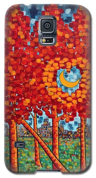 City Moonshine Galaxy S5 Case