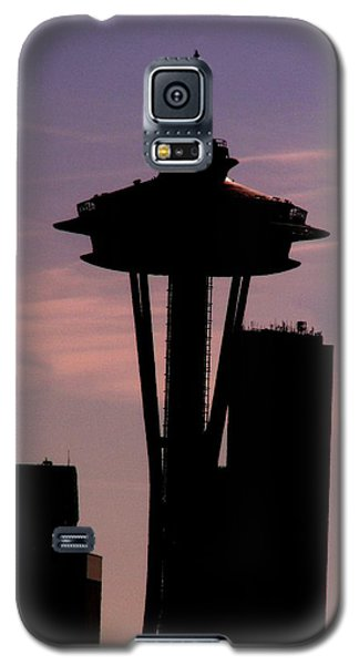 City Needle Galaxy S5 Case by Tim Allen