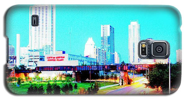 City Of Austin From The Walk Bridge 2 Galaxy S5 Case