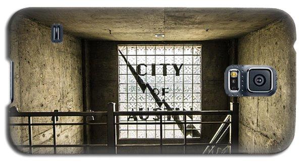 City Of Austin Seaholm Galaxy S5 Case
