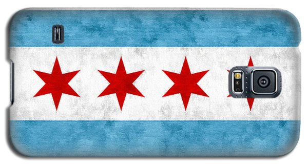 City Of Chicago Flag Galaxy S5 Case