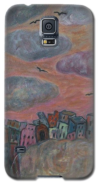 City Of Clouds Galaxy S5 Case