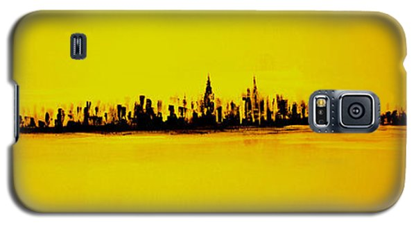 City Of Gold Galaxy S5 Case