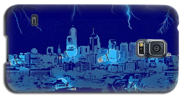 City Of Lights Galaxy S5 Case