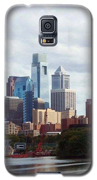 City Of Philadelphia Galaxy S5 Case