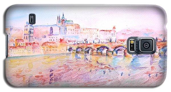City Of Prague Galaxy S5 Case by Elizabeth Lock