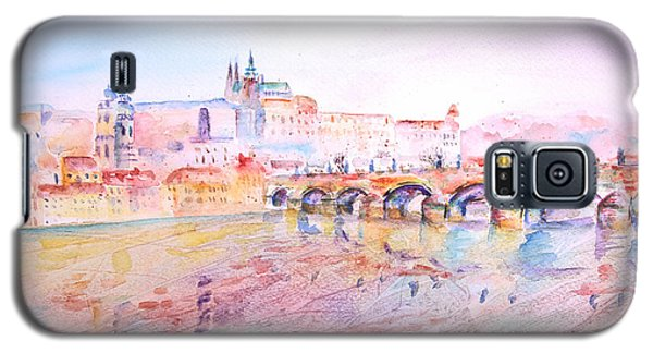 City Of Prague Galaxy S5 Case