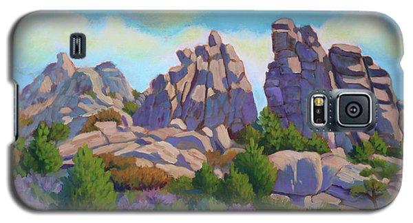 City Of Rocks Galaxy S5 Case